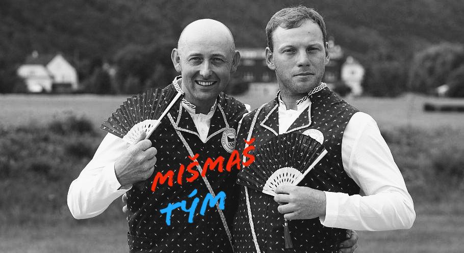 Česká nástupní olympijská kolekce je legrační
